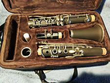 Eldon ECL475 Bb Clarinet w/Case Precision ABS Mouthpiece Rubber Barrel Body Bell