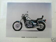 K263 KAWASAKI PRESSE PHOTO EN500 1994 ? EN500B-400-GRN MOTORCYCLE BIKE