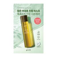 GOODAL Facial Mask Sheet Houttuynia Cordata Calming Face Skin Pack 30ml