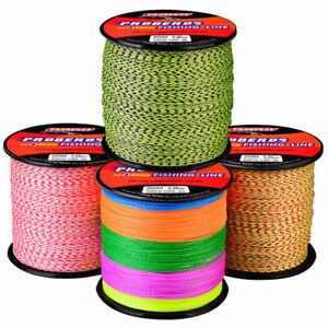 300M Durable Testing Multifilament Spectra Braided 4 Strands Sea Fishing Line