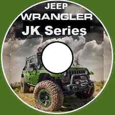 JEEP WRANGLER JK  2011-2012-2013-2014 REPAIR WORKSHOP SERVICE MANUAL CD