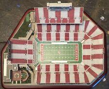 Danbury Mint Oklahoma Memorial Stadium Home of Oklahoma Sooners Desk Figurine