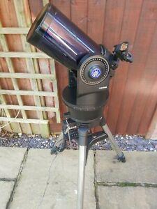 Meade ETX-125 AutoStar Computer Telescope Plus Metal Case Tripod Full Kit