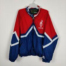 More details for vintage starter atlanta 1996 olympics team usa track jacket size xl see details
