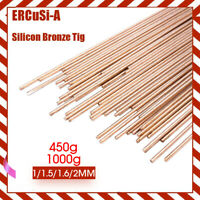 1/1.5/1.6/2MM Silicon Bronze TIG Filler Rods Welding Wire 965-1035℃ 50000 PSI