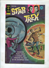 STAR TREK #34 (9.2) GOLD KEY HIGH GRADE!