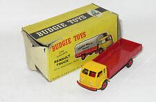 HO/OO Budgie Toys Renault Diesel LWB 120 cv Truck - Made in England