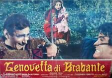 fotobusta 1947 GENOVEFFA di BRABANTE-Alberto Lupo-Maria Alfonso-Forsyth-Monter-1