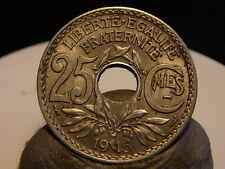 1CL(377) - 25 CENTIMES - LINDAUER - 1915 - RECHERCHEE & QUALITE SUP !