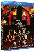 THE AMITYVILLE HORROR (1979 James Brolin) -  Blu Ray - Sealed Region free