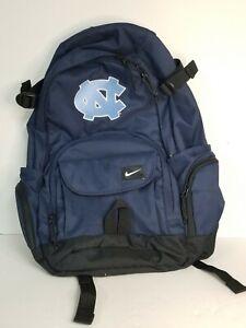 UNC North Carolina Tarheels Nike Navy Backpack - Retired