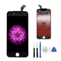 Model A1549 A1586 Screen LCD Digitizer Assembly Replacement for iPhone 6 Black
