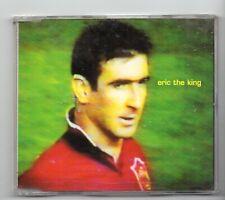 (JH850) Eric Cantona, Eric The King - 1995 CD