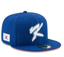 Korea 2017 New Era 59FIFTY World Baseball Classic Fitted Size 6 7/8 Hat NEW