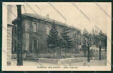 Milano Cusano Milanino cartolina QQ8086