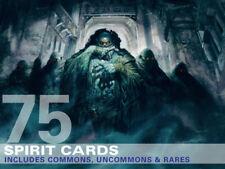75X Spirit Cards (Includes Rares!) MTG Magic -75 Card Lot Collection Deck-