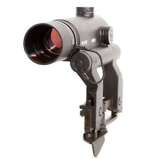 PK-01 VS. Red Dot Scope Collimator Sight. Side Rail. Co-Witness. BelOMO. Combloc