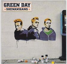 Green Day Shenanigans RARE promo sticker 2002