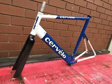 CERVELO P2K TT FRAME FIXIE ROAD BIKE TIME TRIAL TRIATHLON