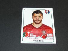 584 VIEIRINHA VFL WOLFSBURG PORTUGAL PANINI FOOTBALL UEFA EURO 2016