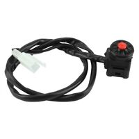 GENUINE MAGURA MOTORCYCLE WATERPROOF HORN KILL SWITCH BUTTON FOR 22MM HANDLEBARS