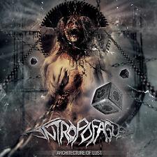 "ANTROPOFAGUS ""Architecture of Lust"" death metal CD"