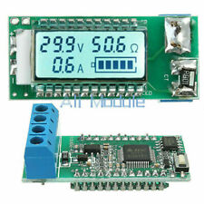 18650 26650 Lithium Li-ion Battery Tester LED Meter Voltage Current Capacity L