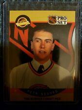 1989-90 Pro Set 1990 NUMBER 2 DRAFT PICK Petr Nedved Vancouver Canucks #402
