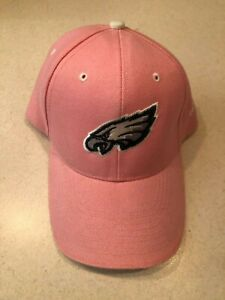 City Hunter Philadelphia Eagles baseball hat ball cap Pink Ladies Football