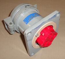 Crouse Hinds Pin&Sleeve AR641 Arktite Receptacle 60A 4W4P USED