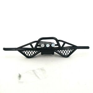 New Bright 1:12 Scale Black Front Grill Guard RC Cars With Lamps & Screws