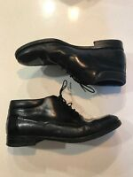 Mens Mezlan Enzo Handmade Black Chukka Ankle Lace Up Shoe Vibram , Boots Size 9M