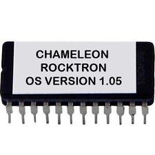 Chameleon Rocktron Firmware OS Version 1.05