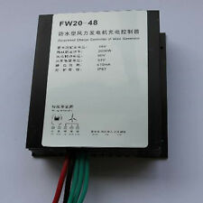 Wind 2KW 48V.charger WINDGENERATOR  CONTROLLER 2,4KW Power MAX 48V