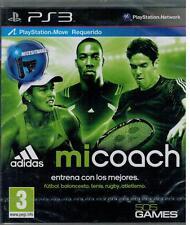Micoach - Adidas (PS3 Move Nuevo)