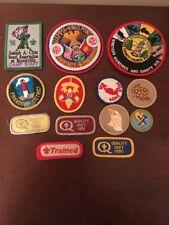 Boy Scout Badges Lot