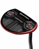 TaylorMade Golf Limited Edition ARDMORE Red Tour Preferred TP Collection Putter