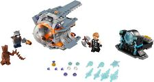 LEGO 76102 Marvel Super Heroes Thor's Weapon Quest - Complete Pre-Owned - Groot