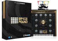 Studiolinked - Beats By The Pound VST (Mac & Pc) - eDelivery!