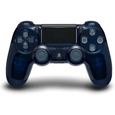 2 Pack Sony DualShock 4 PlayStation Wireless Controller 500 Million Edition Blue