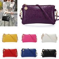 1PC Women's Cute Purse Tote Messenger Zipper Handbag Crossbody Shoulder Bag