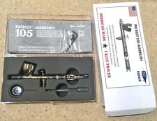 "Badger Airbrush ""Patriot"" Dual Action Internal Mix Gravity Feed Set"