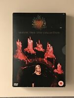 Buffy the Vampire Slayer: Season Two DVD Collection, 6 CD Set