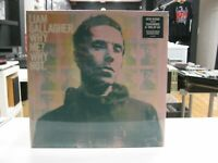Liam Gallagher LP Europe Why Me? Why Not 2019 Gatefold Exclusive Green Vinyl