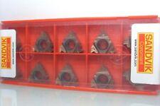 10 Lots SANDVIK 266rl-16nt01a140m 1125 Tournant de coupe disques tournant plaques