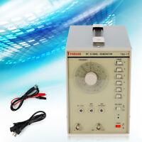 Radio High Frequency RF Signal Generator 100 kHz~150 MHz Power Cord Kit USA
