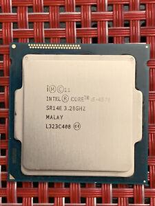 Intel Core i5-4570 SR14E 3.2GHz 84w FCLGA1150 6M Desktop CPU Processor