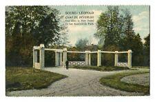 CPA - Carte postale -  Belgique- Bourg-Léopold - Camp de Béverloo- Parc Royal
