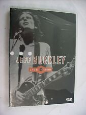 JEFF BUCKLEY - LIVE IN CHICAGO - DVD SIGILLATO 2000