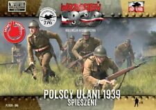 First to Fight 1/72 Polish Uhlans on Foot 1939 (WWII) # 066